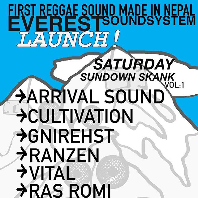 Everest Soundsystem ********************** LAUNCH!  This Saturday March 24th Electric Pagoda