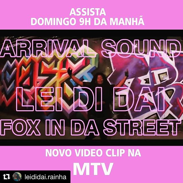 #Repost @leididai.rainha with @get_repost ・・・ New video MTV!!! Link Bio!!! Big up!!! @arrival_sound 👑 #londres #London 🔥 good vibes!!! SHINE!!! bless up! #leididai 👑❤💛💚🔥🎤💎🔊#guetoproguetosistemadesom  #cheganadança #ganja #ganjagirls #fatgirl #fatgirls #dancehall #raggmabr #soundsystem #sistemadesom #raggamuffin #raggamuffins #ragga #weed #herb #reggae #dreads #plussize #pluzsize #dreadsnatural #dreadstyle #420 #weedgirls