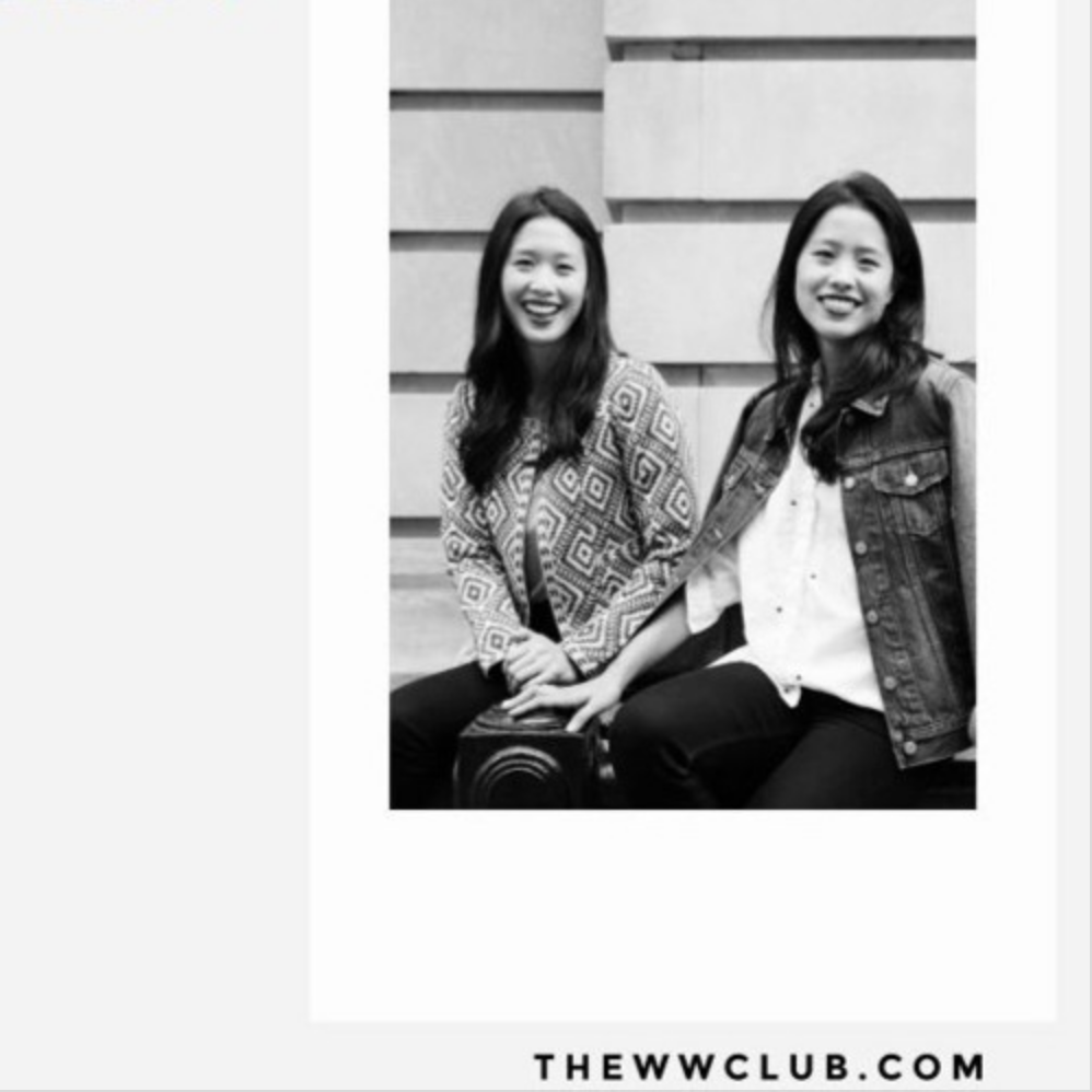 Hannah & Marian Cheng, Co-Founders, Mimi Cheng's - The WW Club: Make It Work