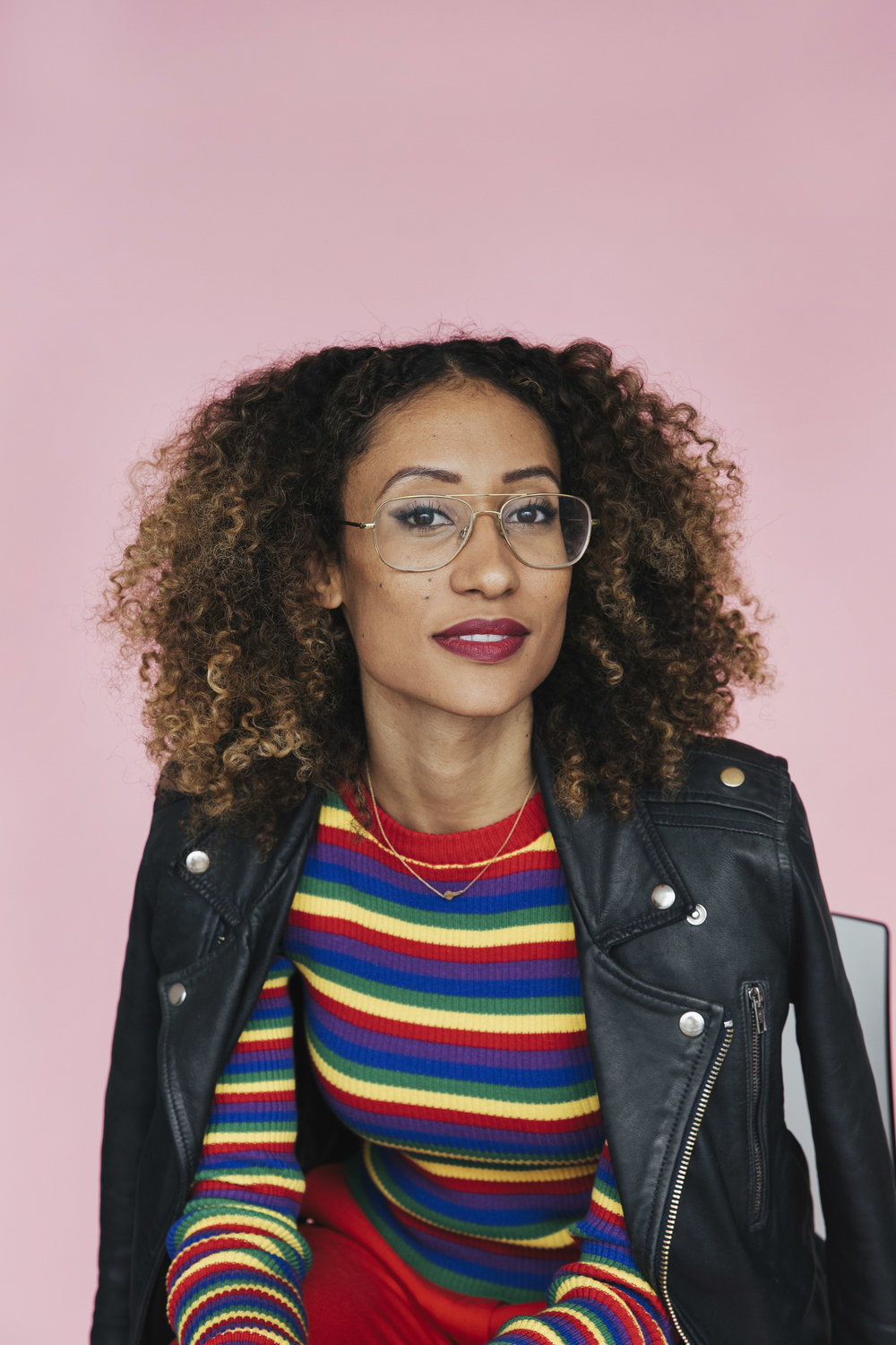 Elaine Welteroth, Editor, Teen Vogue - The Working Woman's Handbook