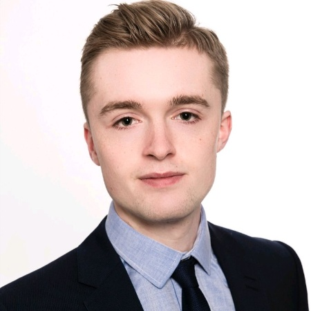 Vice Auditor- Head of Entrepreneurs   Nathan Huggins