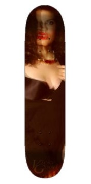 Ruby Skateboard