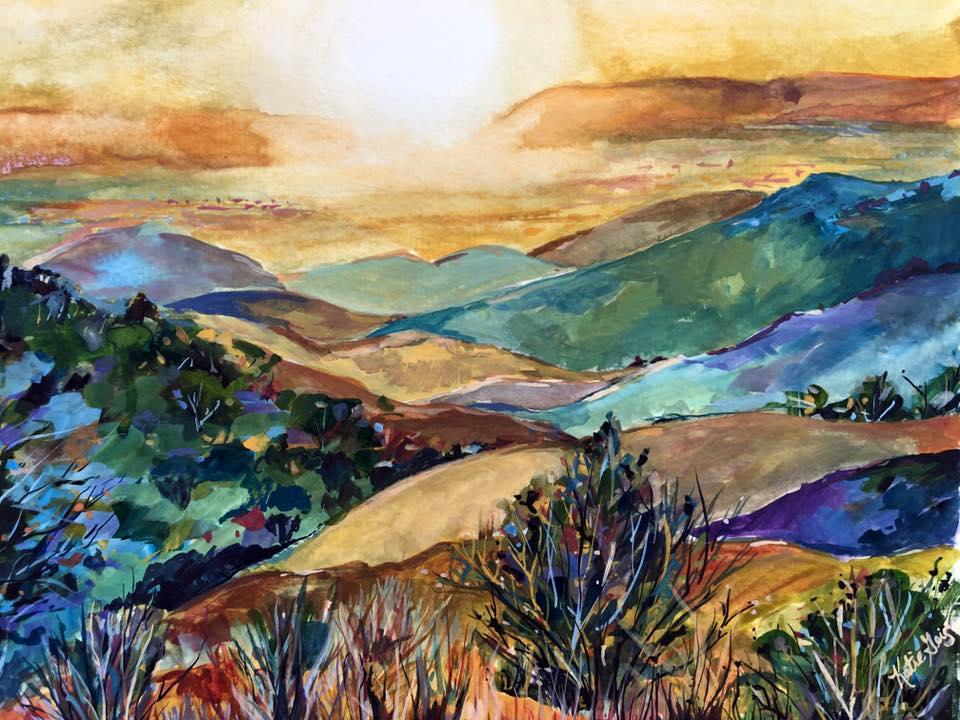 Mt. Hamilton - Katie Geis