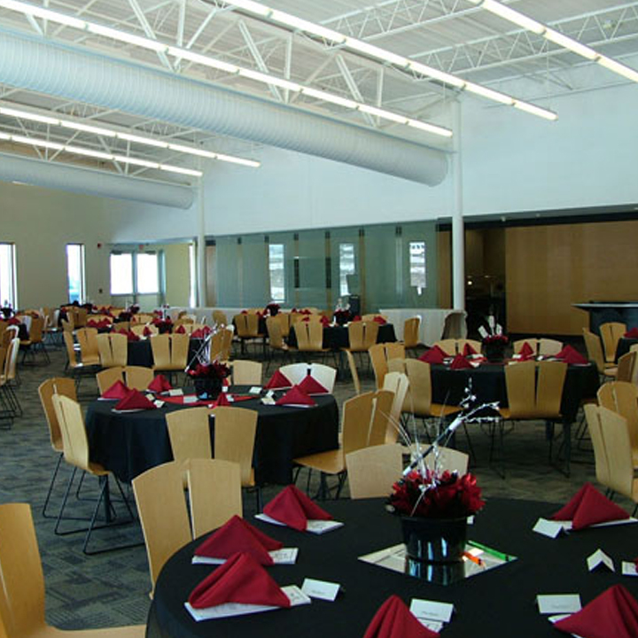 CPMI EVENTS CENTER CPMI Events Center is located in Ames, Iowa and is suitable for weddings and other events. – rjanssen@cpmi.com Website Ames, IA – Venue page coming soon.