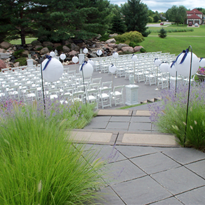 GATEWAY HOTEL & CONFERENCE CENTER This space in Ames offers an outdoor ceremony area.  – info@gatewayames.com Website Ames, IA – Venue page coming soon.