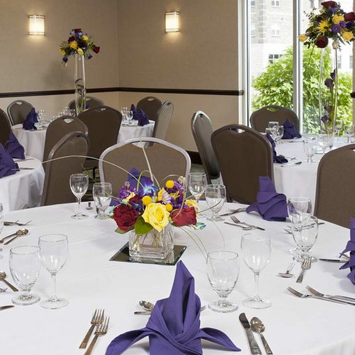 HILTON GARDEN INN The Hilton Garden Inn in Ames offers space for a variety of celebrations. – 515.270.8890 Website Ames, IA – Venue page coming soon.