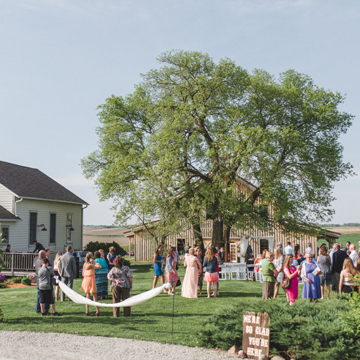 SUGAR GROVE WINERY This wedding space is a new venue in Newton, Iowa. Grounds include a large barn for  receptions. – colette@sugargrove.com Website Newton, IA – Venue page coming soon.