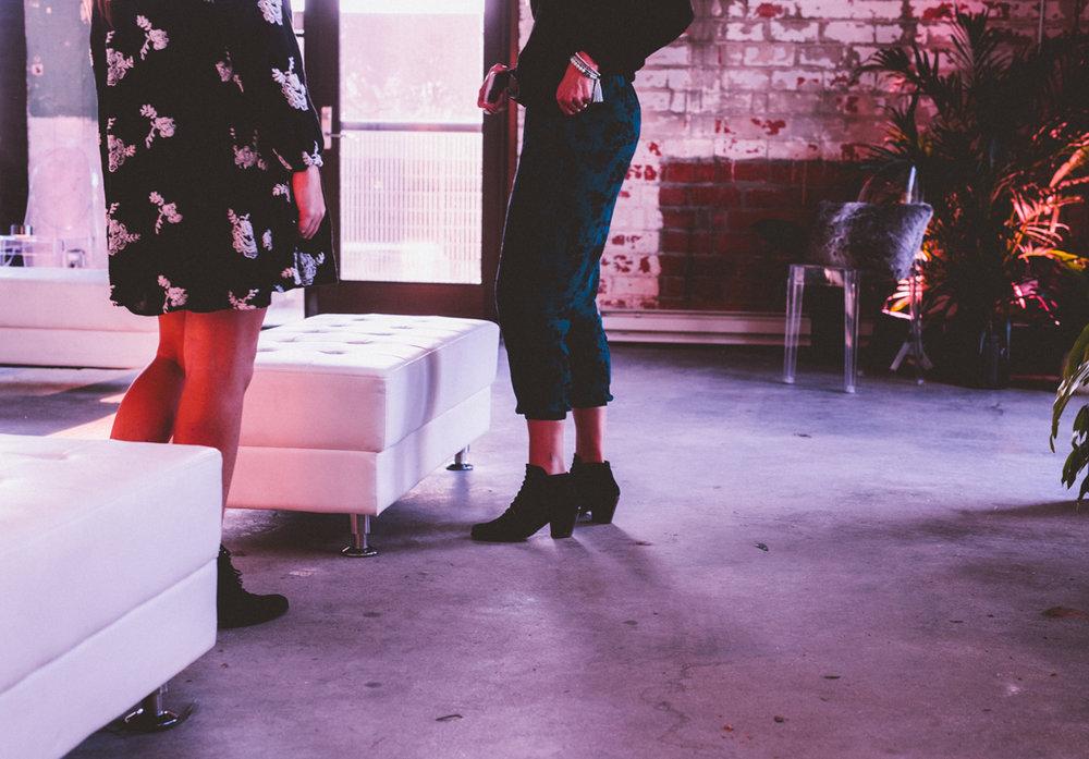 indoor party room /  photo by alyssa leicht