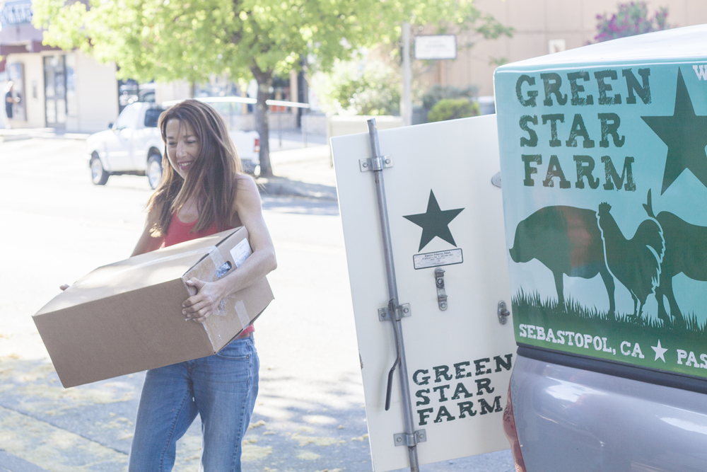 Meet Heather with Green Star Farms