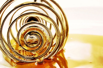 Parents have turned to honey for alleviate many health problems, including allergies, coughs and colds. But research might provide us with a better option. Photo credit Flickr Creative Commons.