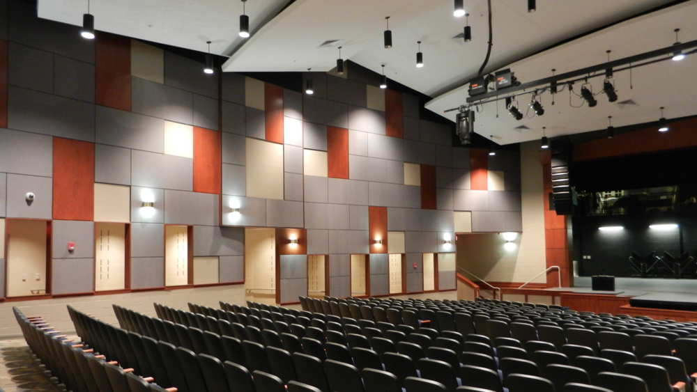 Cape Henlopen High Schoool Auditorium