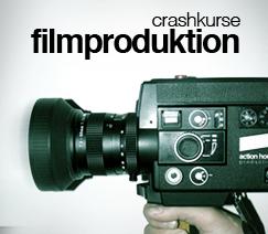 AND ACTION! Wochenendkurse rund ums Thema Filmproduktion