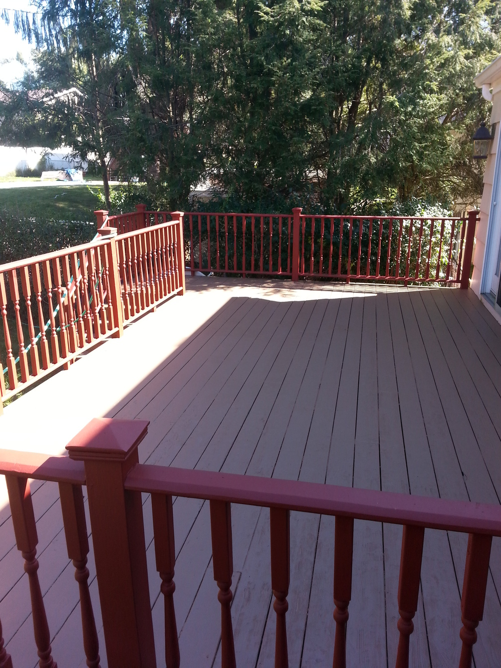 Roseland Deck Refinishing