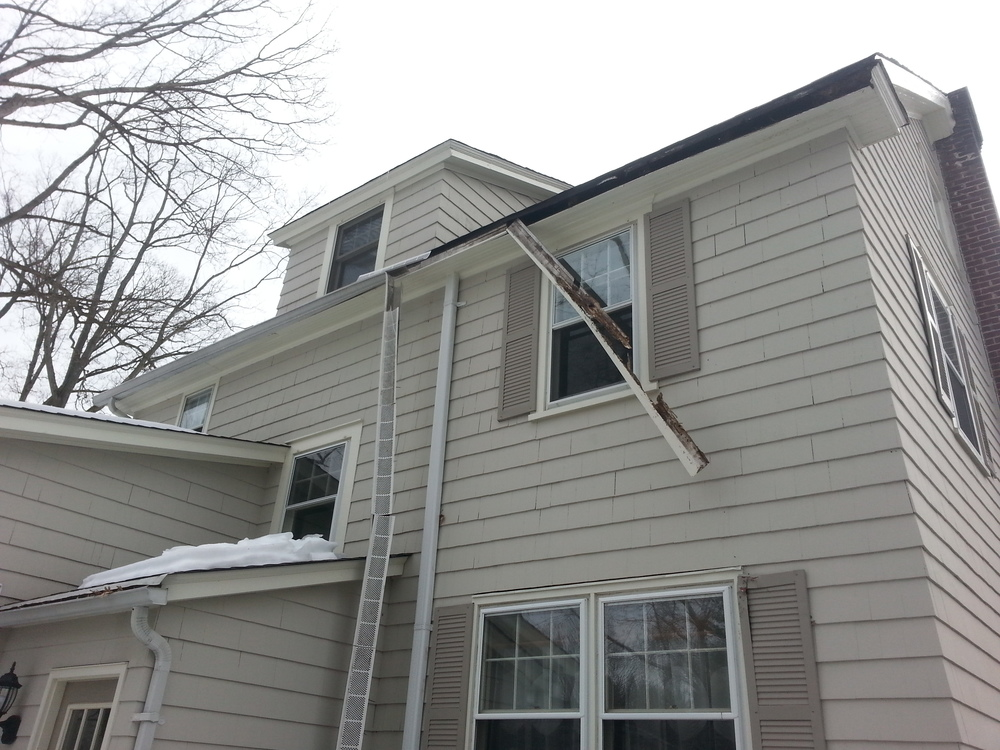 Essex Fells Gutter Repairs