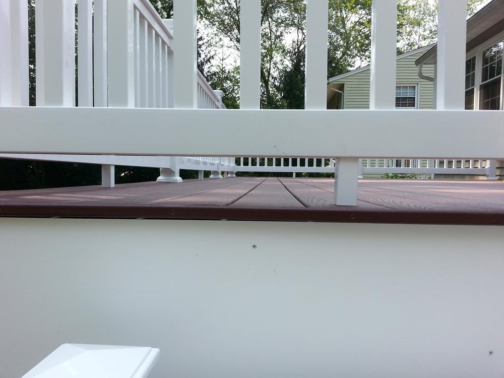 Wyckoff Steel Frame Deck