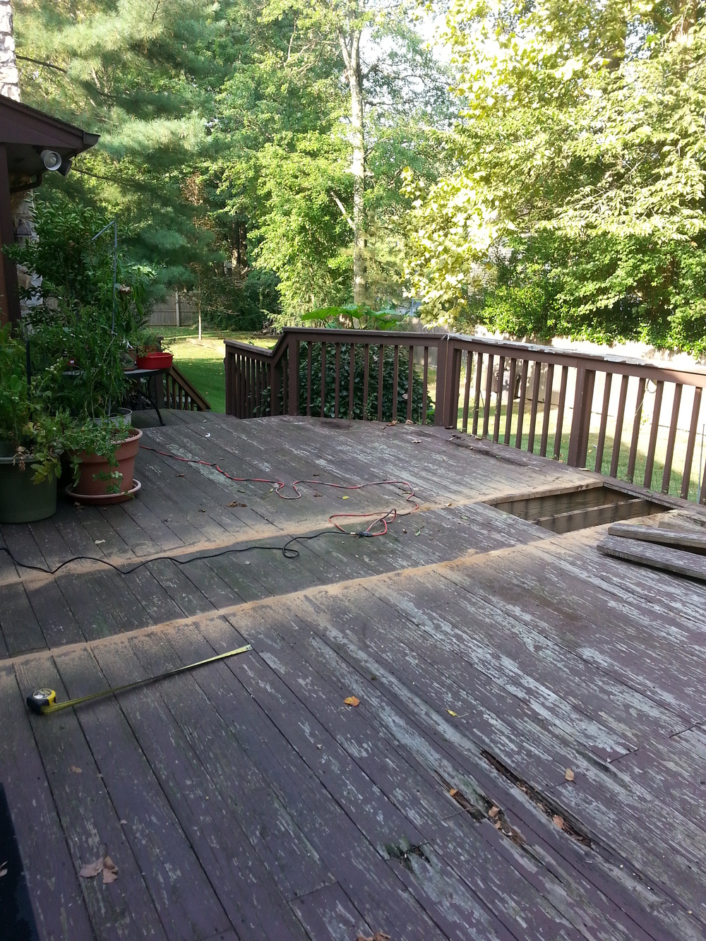W.Caldwell Deck Resurfacing