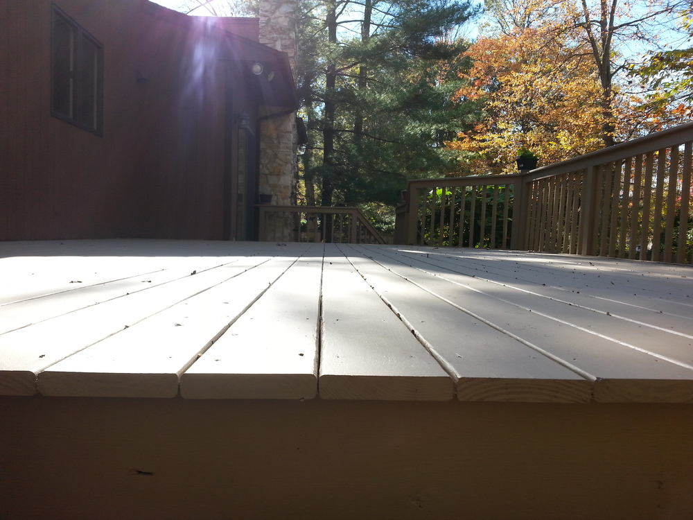W. Caldwell Deck Resurfacing