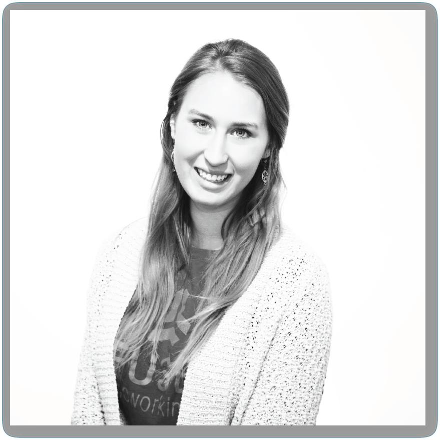 Kelsey Scofield: Freelance Designer, Aspiring Novelist, Idealist