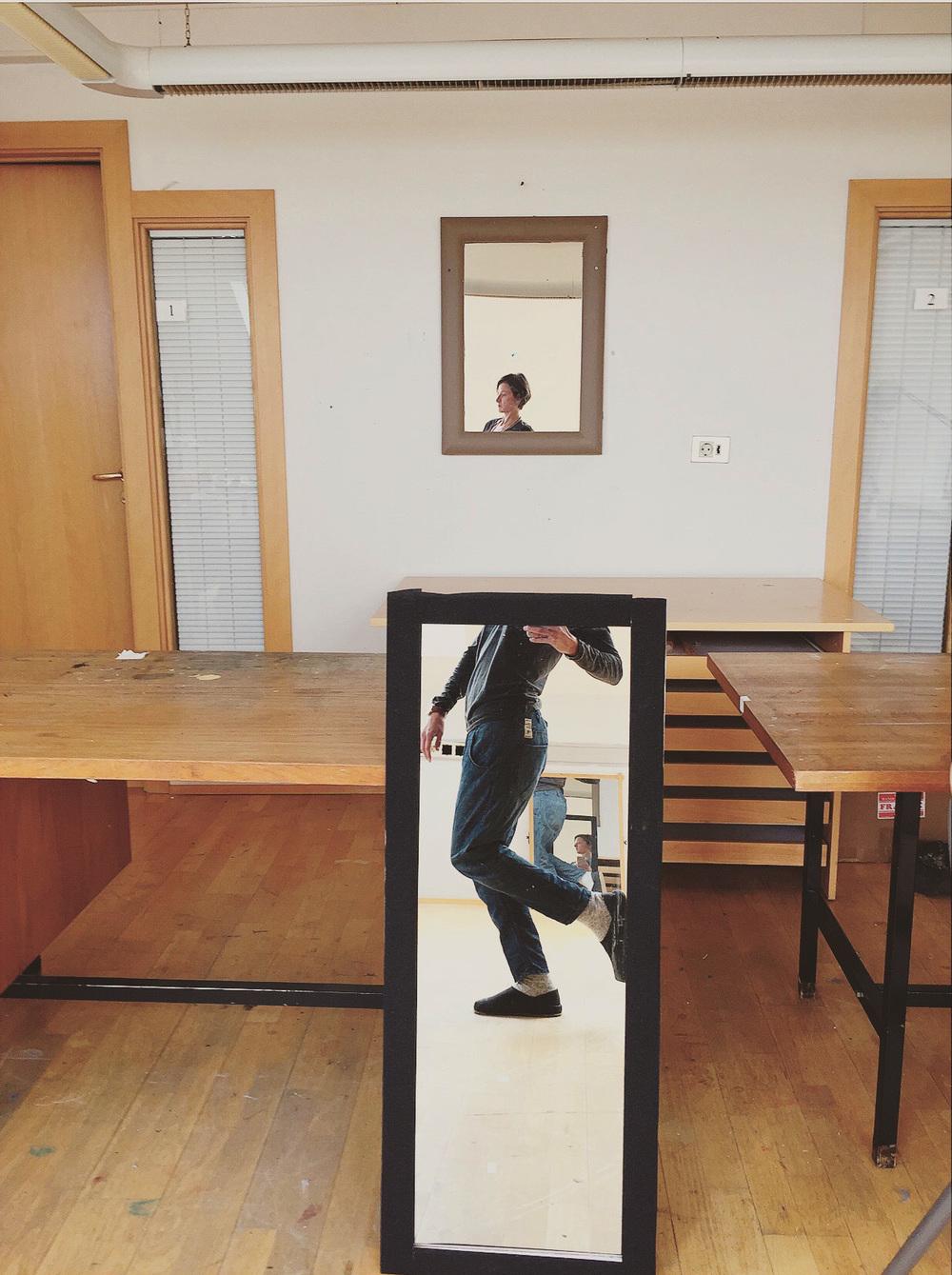 Untitled: Selfie,Archival Inkjet Print, 2015