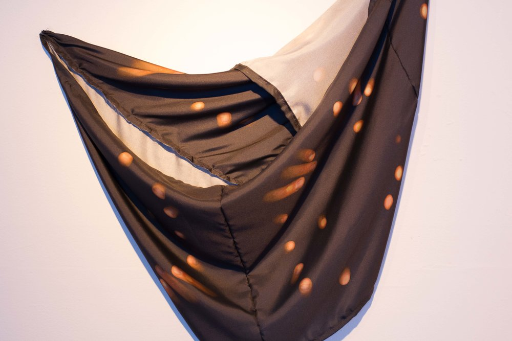 Untitled, Mobius , Silk