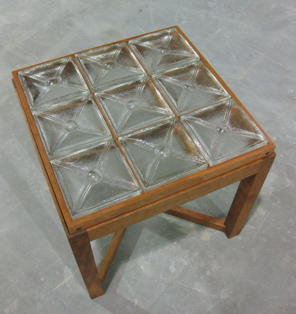 nine-light stool