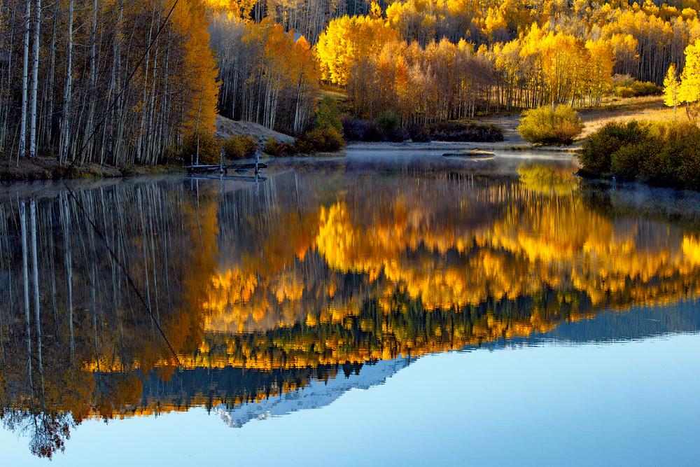 Cushman Lake, San Miguel County, Colorado