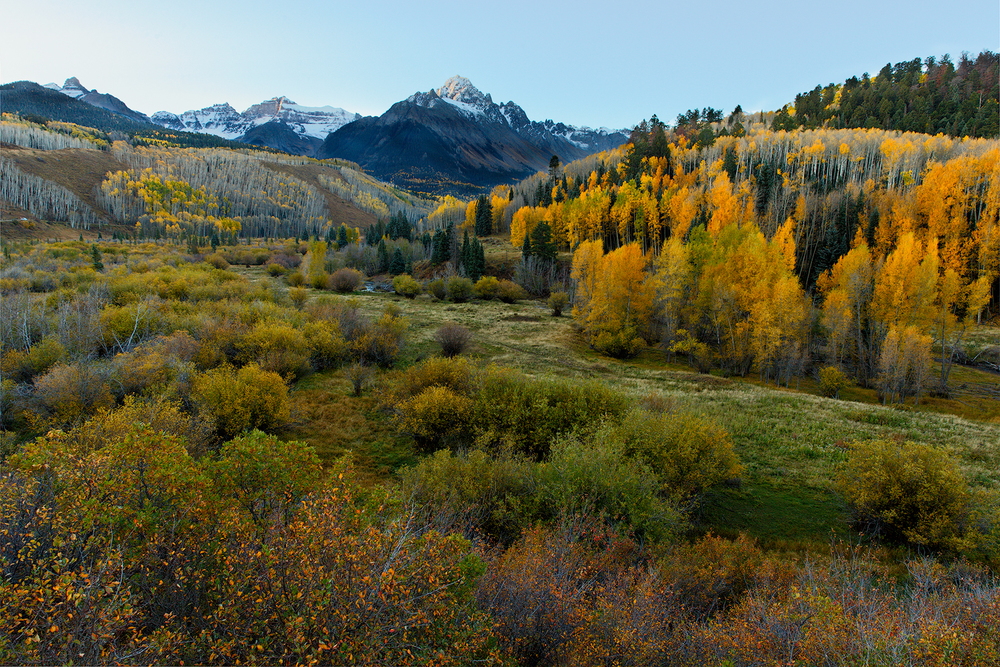 East Fork Dallas Creek, Ouray County, Colorado