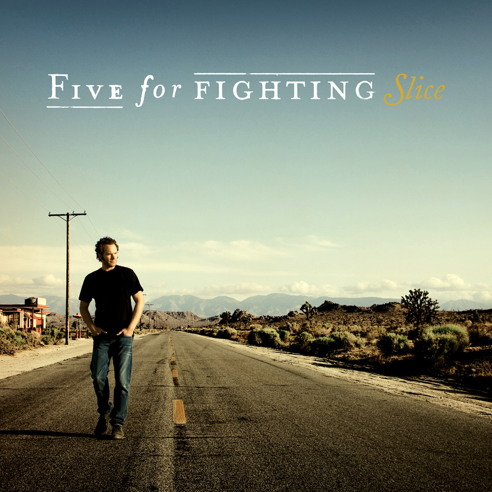 Five For Fighting:  Slice (Hot AC Radio Mix)