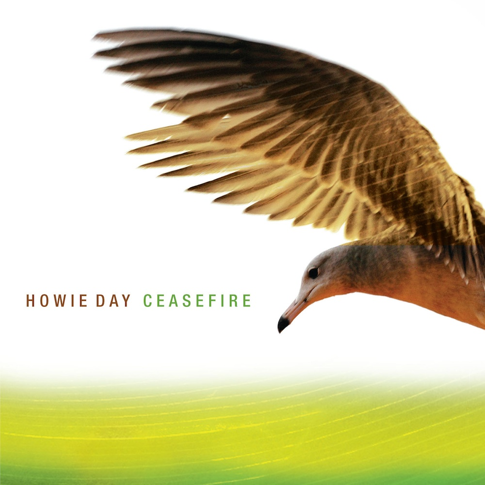 Howie Day:  Ceasefire