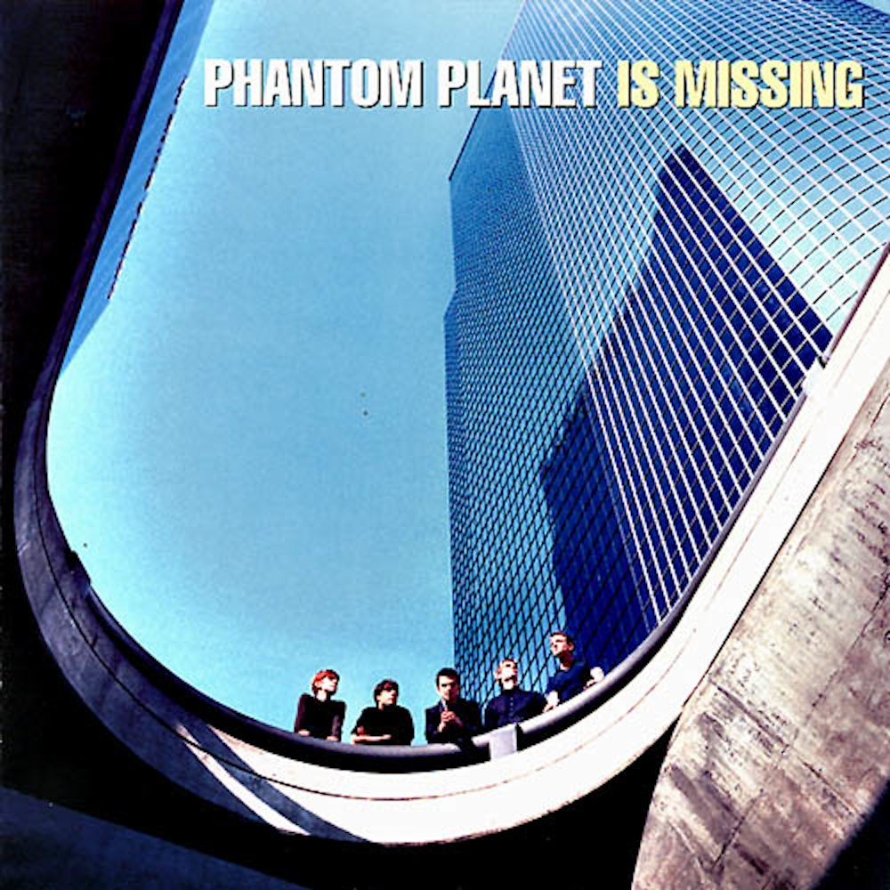 Phantom Planet:  Phantom Planet Is Missing