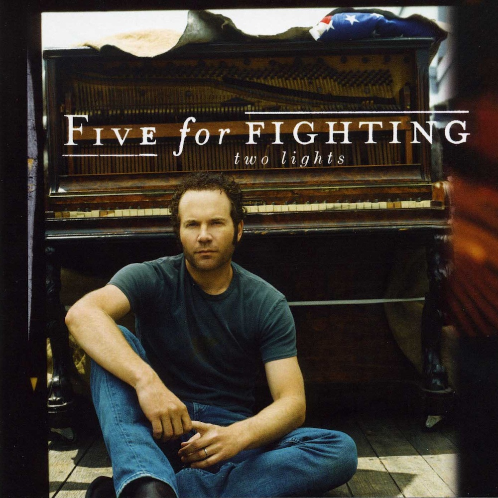 Five For Fighting:  Two Lights