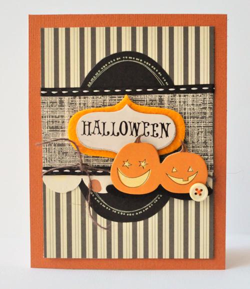 American Crafts :: Happy Halloween