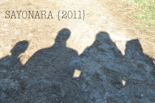 Sayonara-2011
