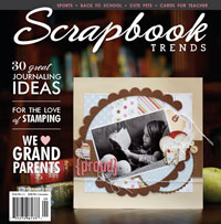 Scrapbook Trends | September 2010