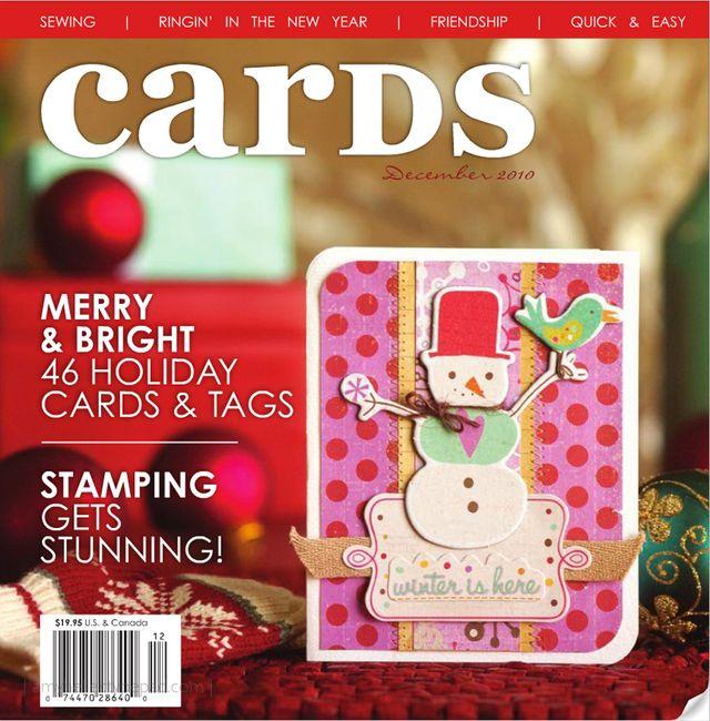 Cards | December 2010