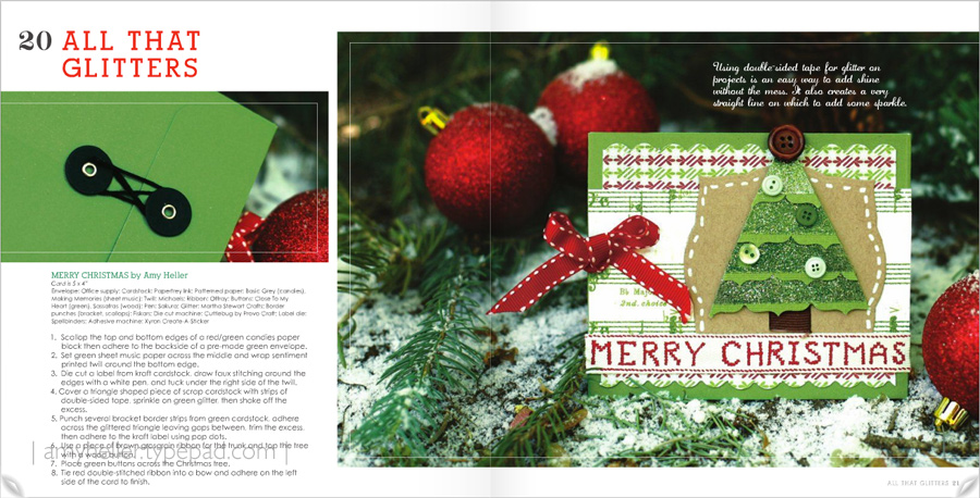 CREATE: Christmas Cards | December 2010