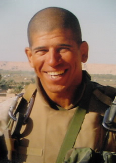 Major Ray Mendoza, USMC