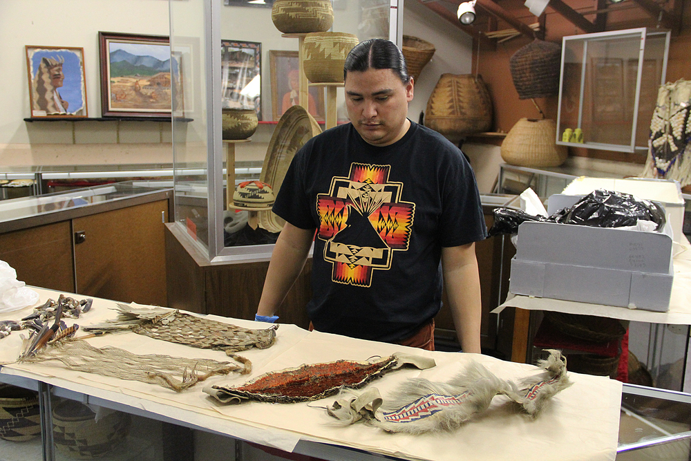 Most U.S. ethnographic collections are contaminated with toxins. Will new cleaning methods help tribes reclaim artifacts? Published in High Country News 05/26/2014