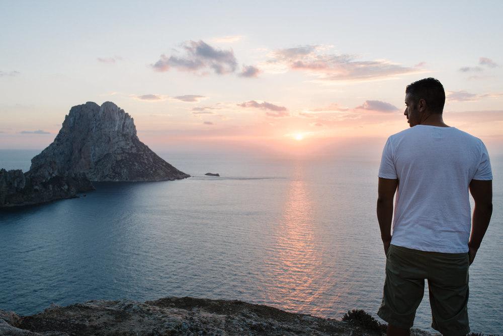 Es Vedrá, Ibiza · Fotografía: Edu López