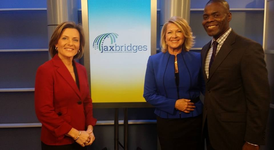 Jane Scofield and Carlton Robinson discuss the impact of the JAX Bridges program
