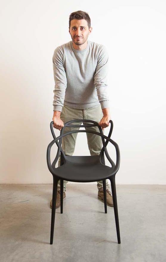 GLEN LONCIN   Interior designer