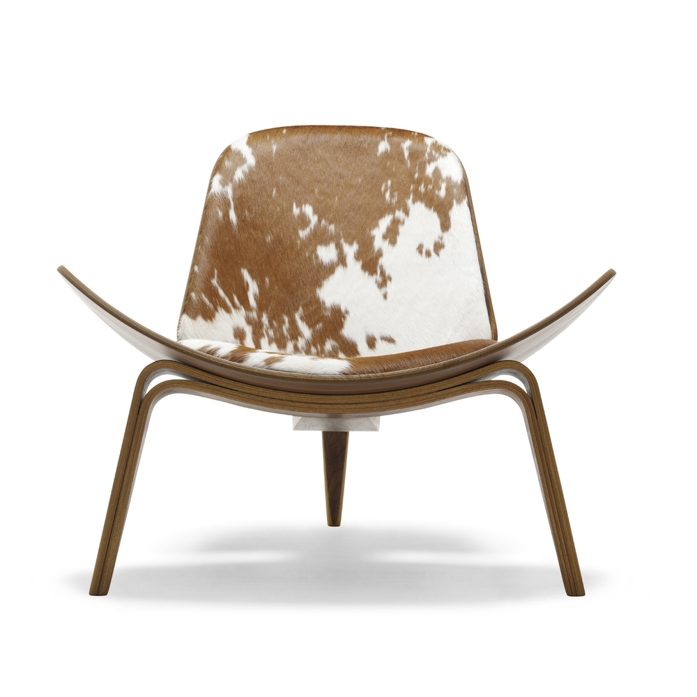 "Carl Hansen & Søn ""Shell Chair"" CH07 door Hans J. Wegner"