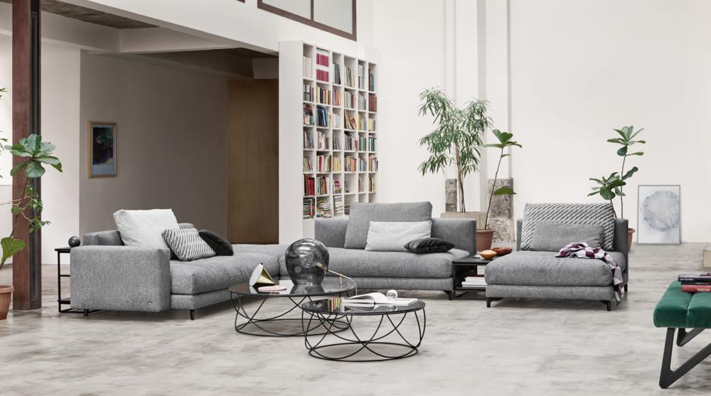 Nuvola zetel rolf Benz Loncin design meubelwinkel interieur Leuven Brussel mechelen Bruxelles Hasselt limburg barabant 2.png