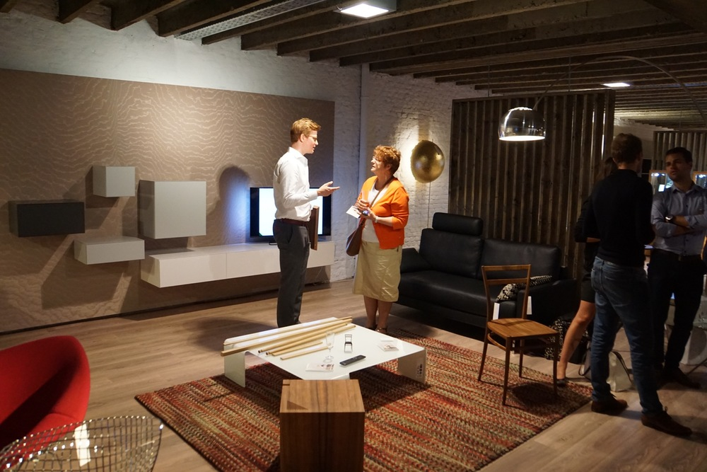 Define beauty event in toonzaal loncin leuven loncin for Interieur leuven
