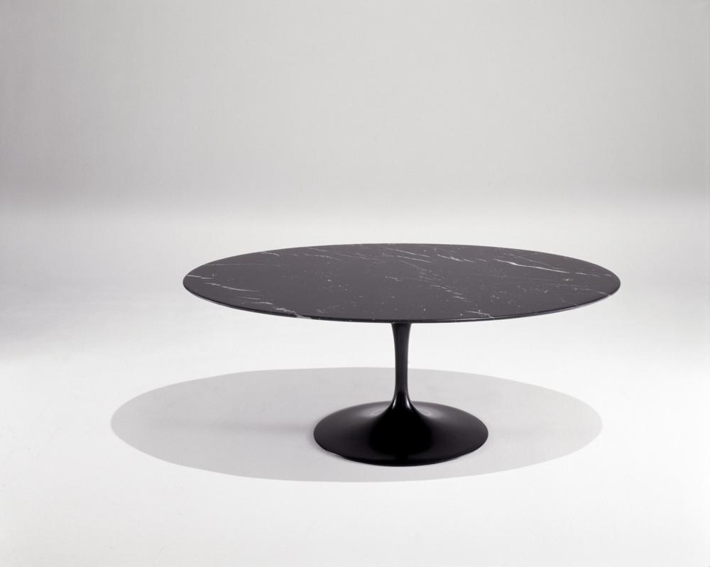 Pedestal tafel knoll Loncin meubelwinekel verdeler zwart marmer.png