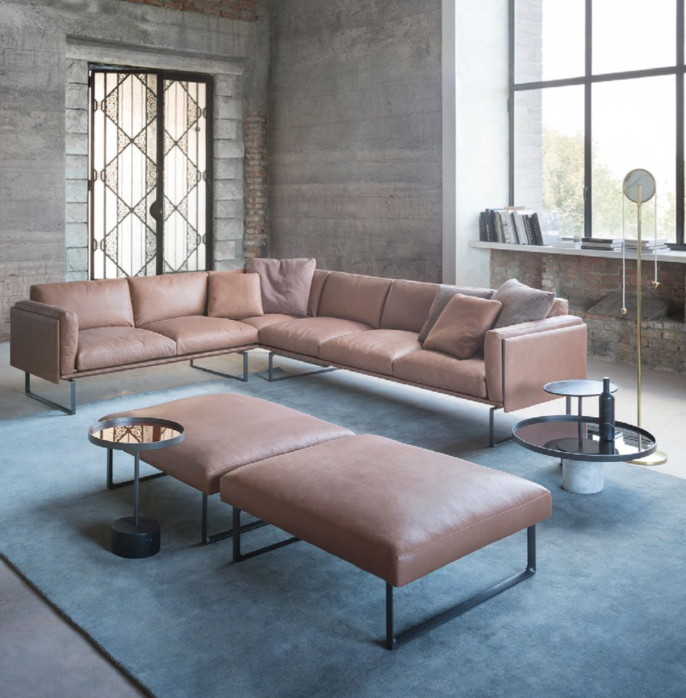 Cassina C90 otto 8 zetel sofa Loncin design meubelwinkel Leuven Mechelen Anwterpen Gent Kortrijk Hasselt Sint-Truiden.png