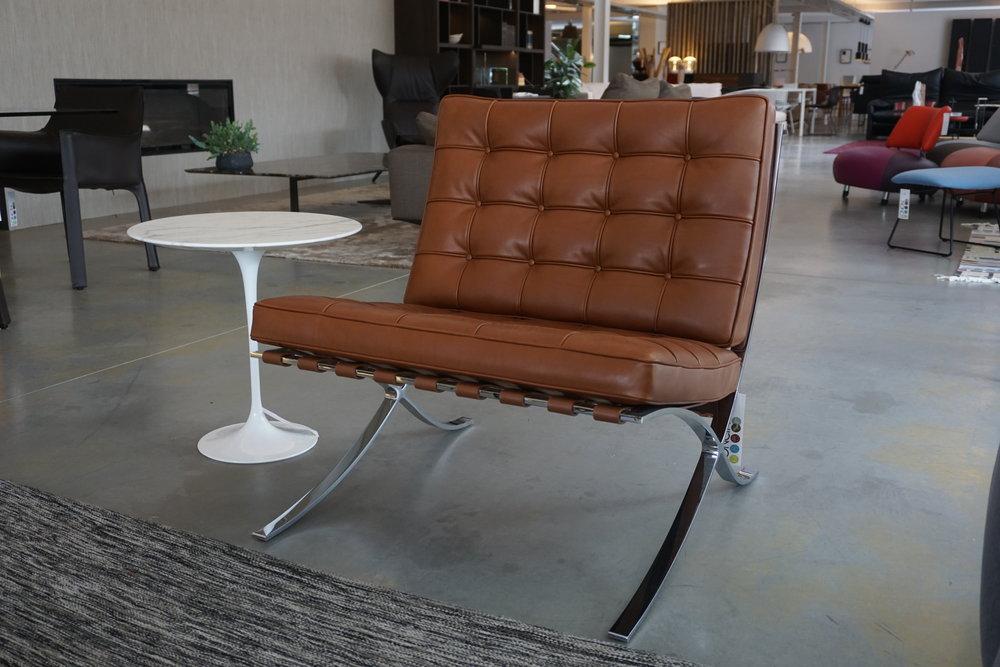 Barcelona Chair by Knoll-20% OFF- - Bij aankoop van een Barcelona Chair krijg je nu korting.