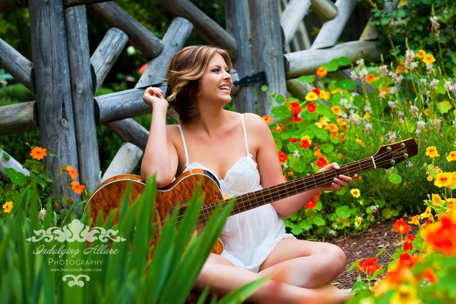 Guitar_Boudoir Photographer_Nature_Indulging Allure_Orange County Photographer