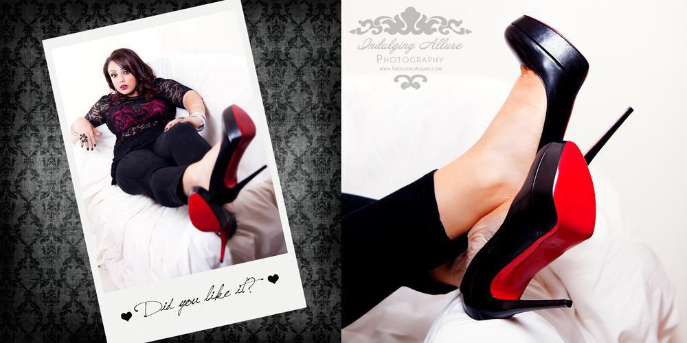 christian louboutin-Black Pump-Tamara-Young-Glamour-Photographer-Indulging-Allure-2