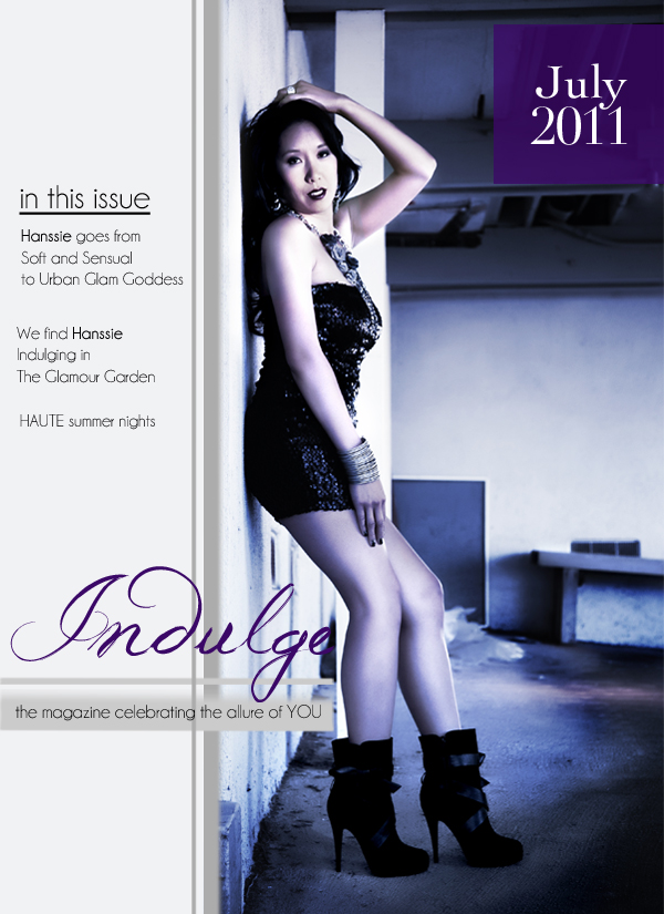Indulge Mag Cover